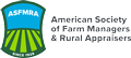 American Society of Farm Managers and Rural Apprai